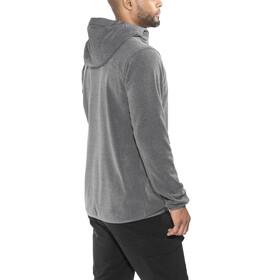 Columbia Tough Hiker Hooded Fleece Jacket Men Graphite/Black